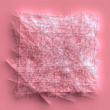 Streifen im abstrakten Stil von Hendrik-Jan Kornelis