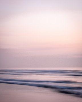 Abend am Meer von Gonnie van de Schans
