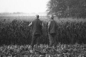 De jagers van Niek Traas