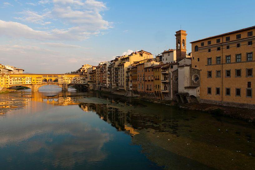 Ponte Vecchio in Florence van Paul Kampman