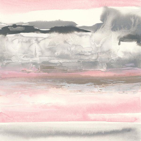 Holzkohle und Blush I Crop, Chris Paschke von Wild Apple