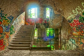 Fort de la Chartreuse van Tineke Visscher