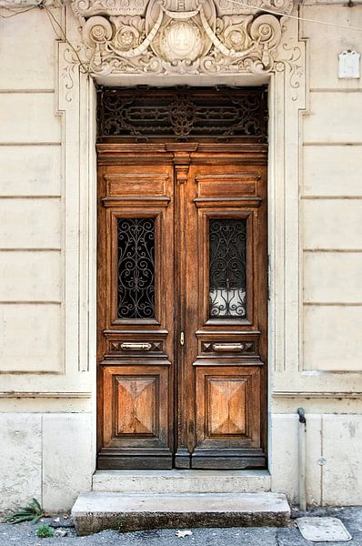 Deur 7 Aix-en-Provence van Anouschka Hendriks