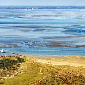 Terschelling, de Wadden en het vaste land van Roel Ovinge