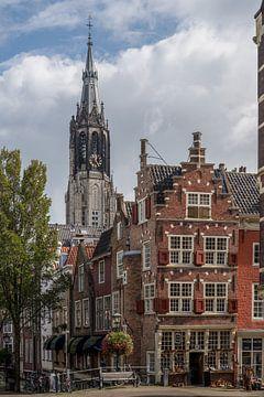 Niederländische Renaissance in Delft von Manuuu S