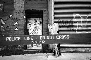 Urbane Szene von Irene Lantman