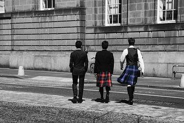 Schottisches Strasse. von Marleen Kuijpers