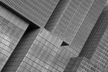 nhow Hotel in Rotterdam Architekten Rem Koolhaas  von Dries van Assen