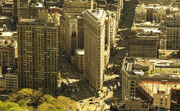 Flatiron-Gebäude ( New York City ) von Marcel Kerdijk