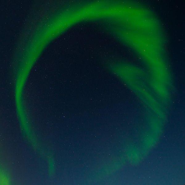 Noorderlicht cirkel van Johan van Esch