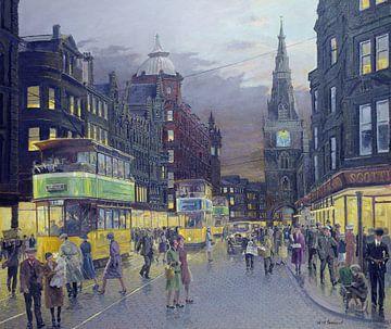 Glasgow van William Ireland