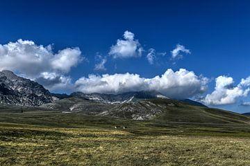 Nationaal Park Gran Sasso e Monti della Laga, Italië van Rob Severijnen