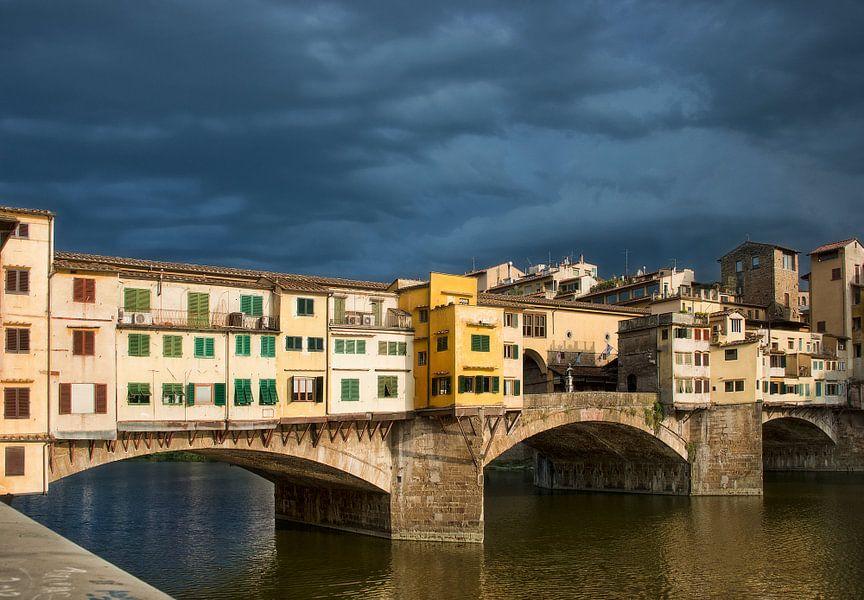 Florence Ponte Vecchio van Marcel van Balken