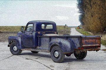 Chevrolet Pickup  von Pieter van Dijken