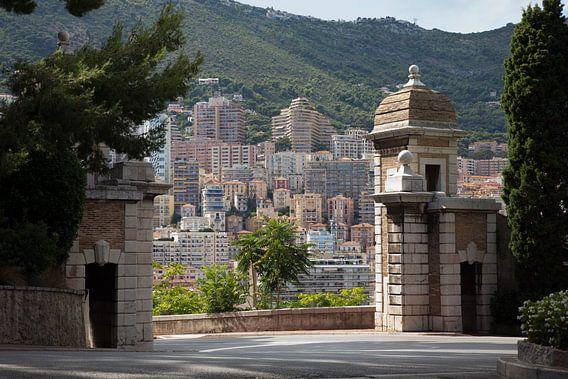 Port to Monaco