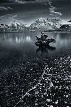 Jackson Lake von Denis Feiner