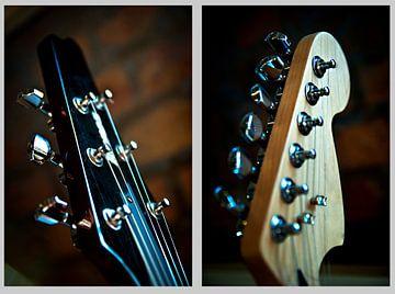 Gitaar / vortex / strings van