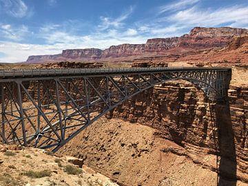 Navajo Bridge van Marek Bednarek