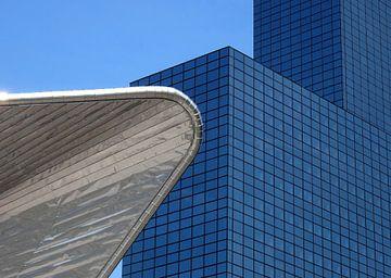 Centraal Station Rotterdam van Ton van Buuren