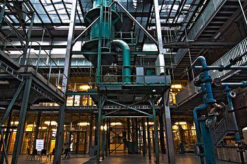 Fabrikhalle von CHV-Veghel