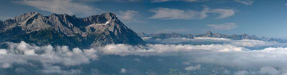 Zugspitzblick Panorama