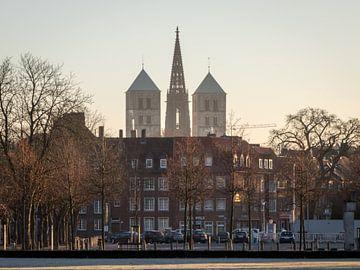 Die drei Türme von Münster