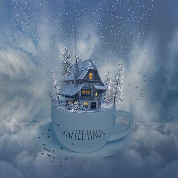 Het winterse koffiehuis van Ursula Di Chito