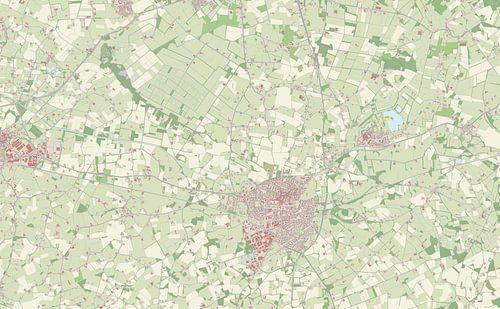 Kaart vanAalten