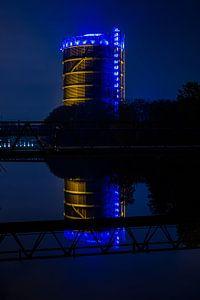 Gasometer Oberhausen van Jens Herre