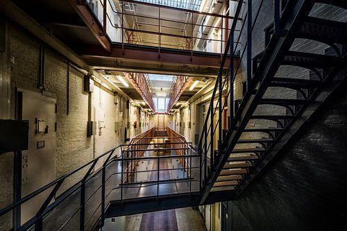 Urbex - Gevangenis Schutterswei in Alkmaar