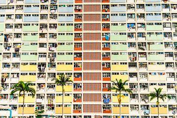 Eine Wohnung in Hongkong von Teuntje Fleur
