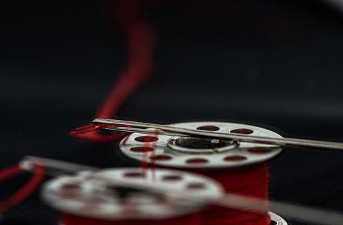 Rode spoeltjes van