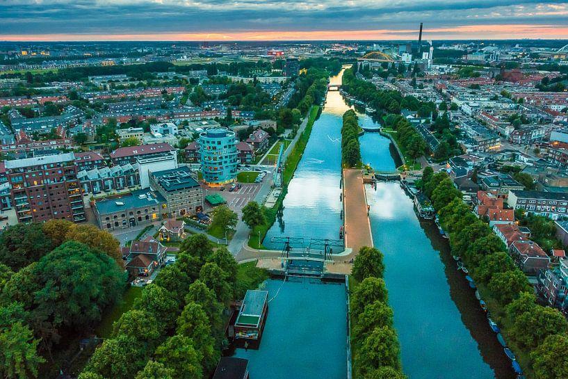 Muntsluis, Utrecht von Stefan Wapstra