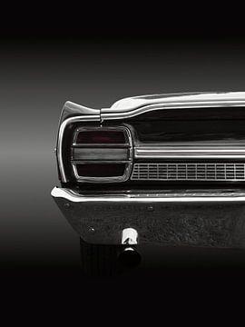 Voiture classique américaine 1968 Torino GT sur Beate Gube