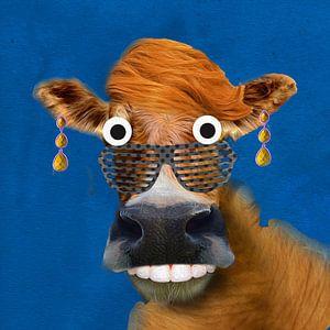 gekke koe van
