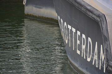 Schip Rotterdamse haven