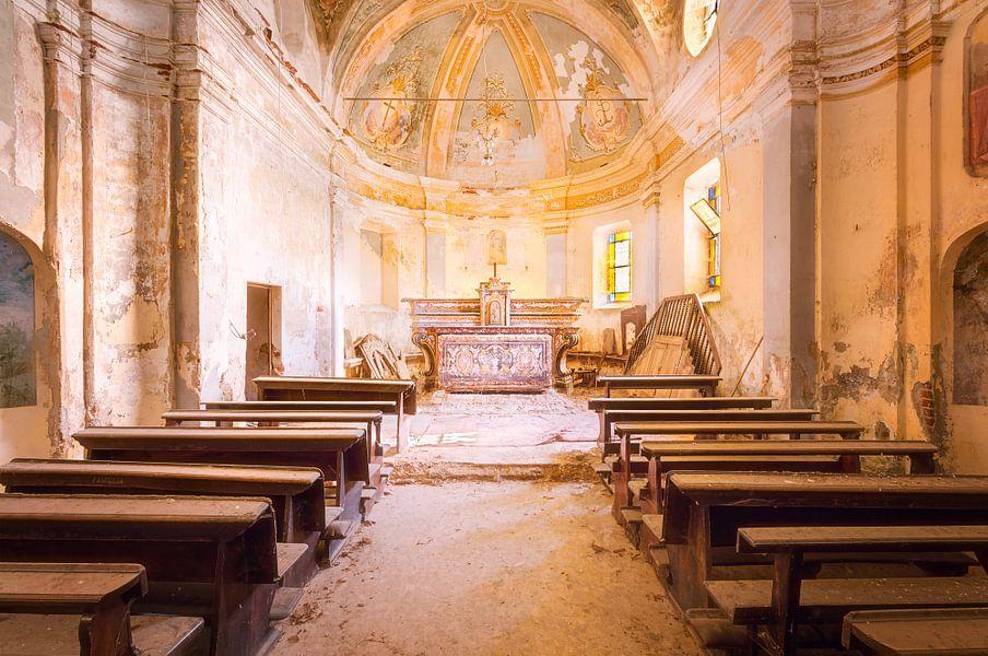 Verlaten Kerk.