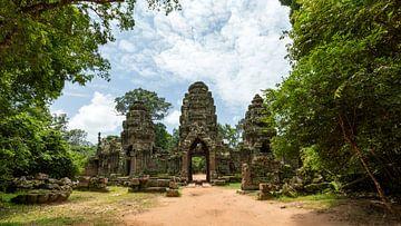 Angkor Cambodia van Rick van der Poorten