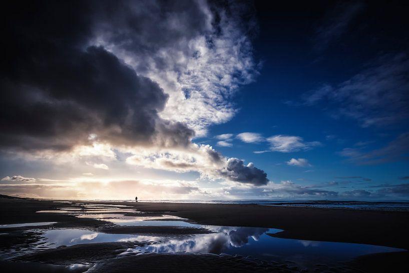 On a cloudy day van Bob Daalder