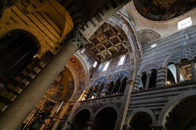 Cathedraal van Pisa van Paul Kampman