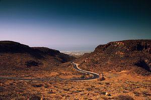 Gran Canaria Road van