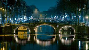Amsterdamse brug van Eric Andriessen