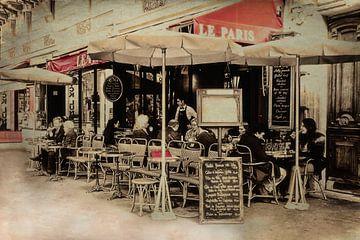 Café de Paris van Claudia Moeckel