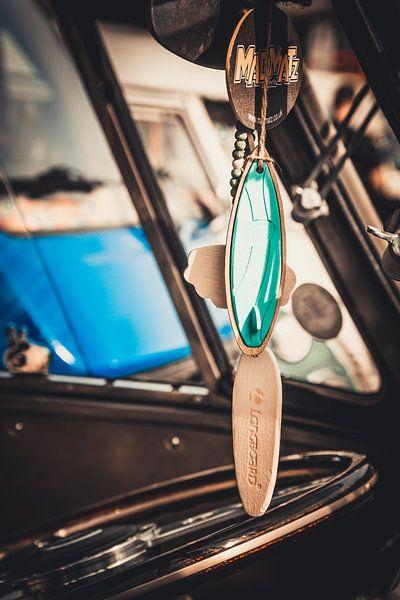 Vintage Auto van Niels Hemmeryckx