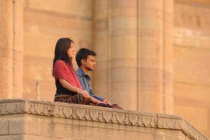 Mediteren bij de Ganges