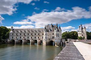 Romantisch kasteel in de loire streek van Frankrijk