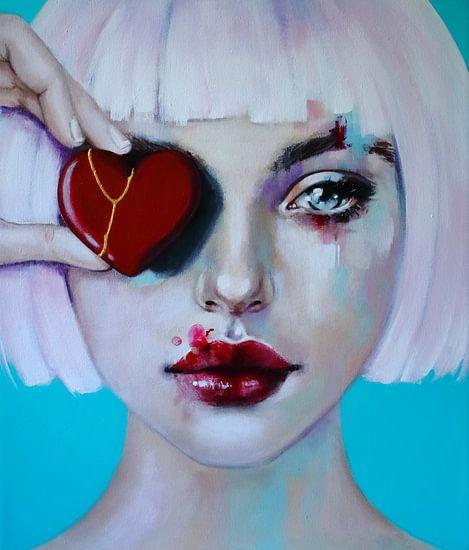 It's more room in a broken heart