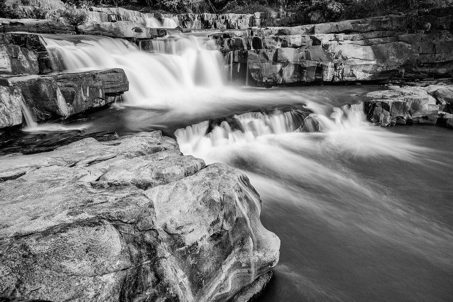 Kaeng Song waterval van Johan Zwarthoed