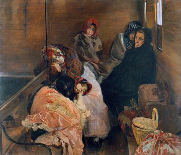 Weißer Sklavenhandel, Joaquín Sorolla y Bastida