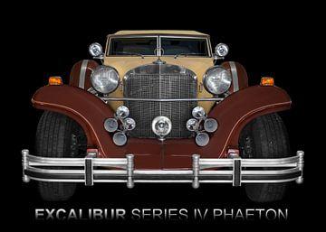 Excalibur Serie IV in originele kleur van aRi F. Huber